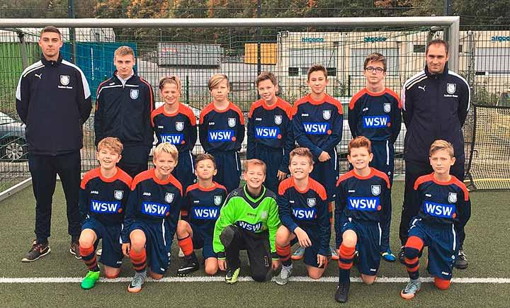 Nachwuchs: Insgesamt 13 Jugendmannschaften trainieren bei den Sportfreunden Dönberg